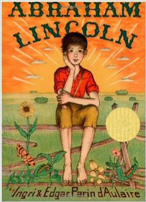 Abraham Lincoln illustrated biograpghy