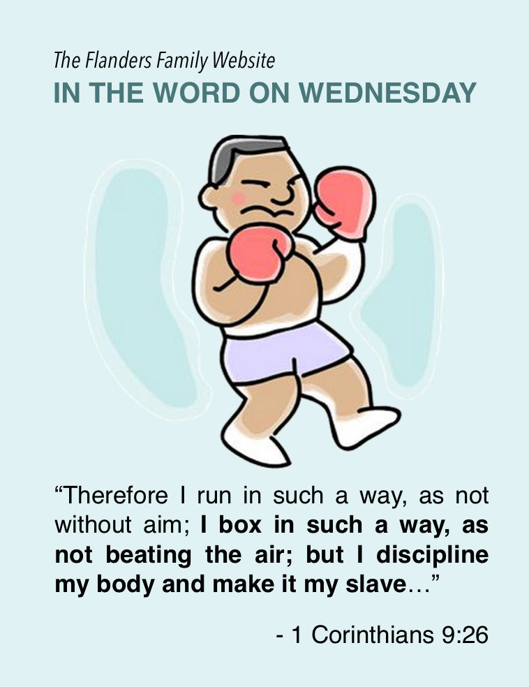 Run in such a way as you might win. | Scripture memory flashcards from www.flandersfamily.info