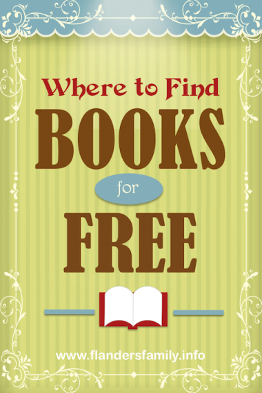 5 Ways to Build Your Home Library for Free