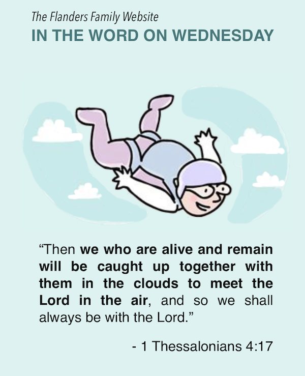 1 Thessalonians 4.17