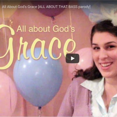 It's All About God's Grace!