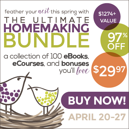The Books that Make This Bundle Worth It {for me}