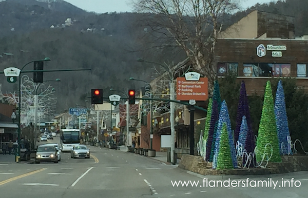A family trip to Gatlinburg, Tennessee -- what to do while you're there.