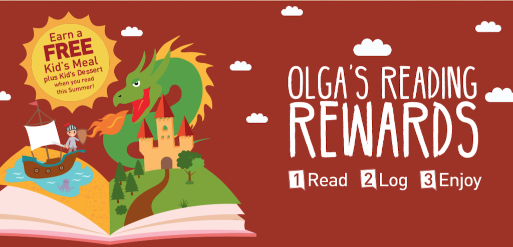 Olga's Reading Rewards