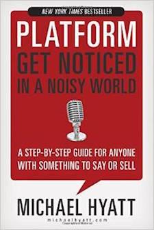 The Best Yes by Lysa TerKeurst and Platform by Michael Hyatt