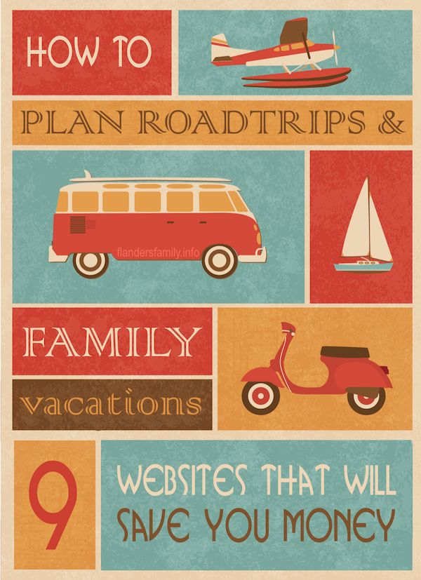 Planning a road trip or family vacation? Check these  websites before you go for some low cost fun!