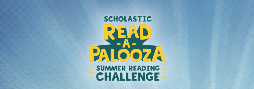 Scholastic Summer Reading Club