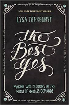 The Best Yes - Great book!