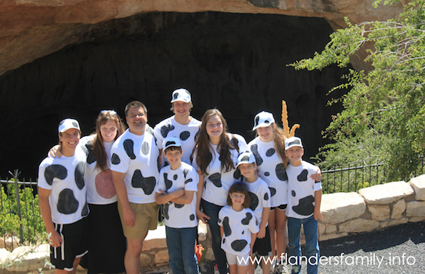 It's Cow Appreciation Day at Chick-fil-A!