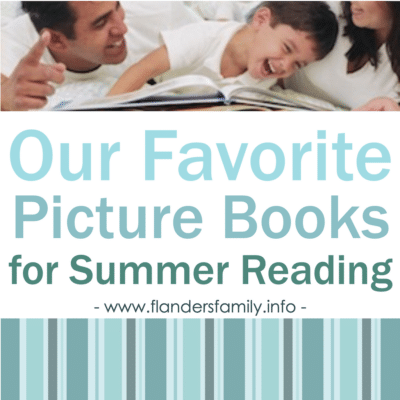 6 Picture Books for Summer Reading