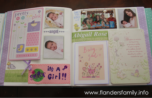 Simple scrapbooking shortcuts that will save you time and money | www.flandersfamily.info