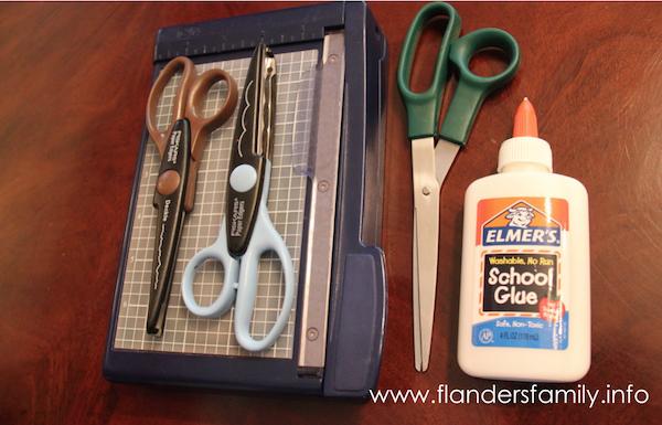 Scrapbooking Supplies: Sticking with the Essentials