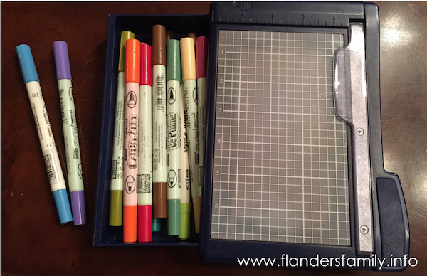Scrapbooking Shortcuts that will save you time and money, from www.flandersfamily.info