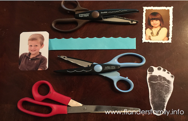 Scrapbooking shortcuts to save you time and money from www.flandersfamily.info