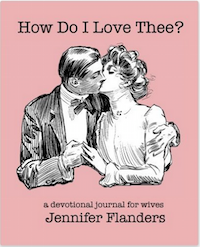 How Do I Love Thee? Part journal, part adult coloring book, specifically designed for married women who want to strengthen their relationship to both God and their husband...