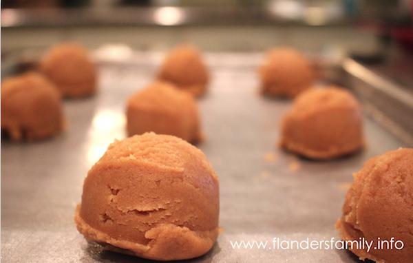 FF - Peanut Butter Cookies 4