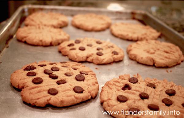 FF - Peanut Butter Cookies 6