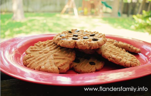 FF - Peanut Butter Cookies 7
