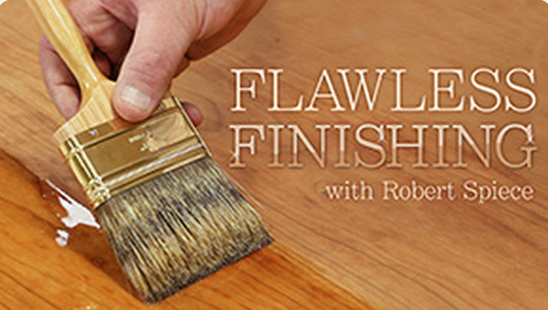 Free Craftsy Mini-Class: Flawless Finishing