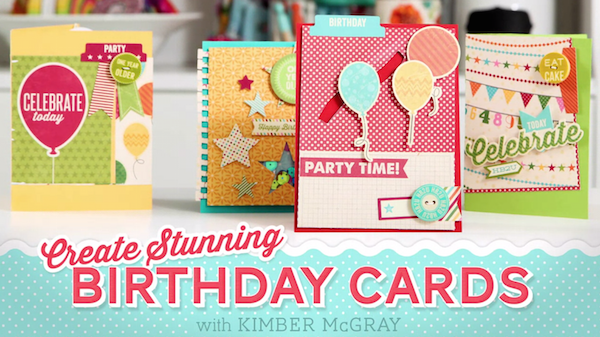 Free Craftsy Video Course-Card Making