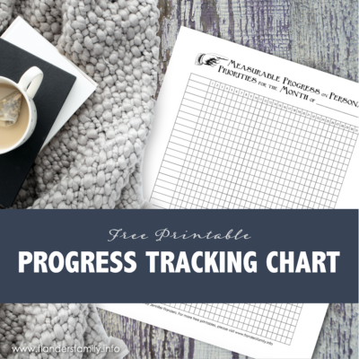 Tracking Progress on Daily Goals