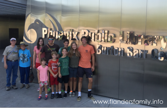 Fun things for families to do in Phoenix