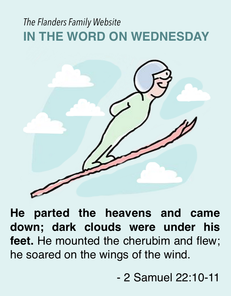 Word on Wednesday: 2 Samuel 22:10