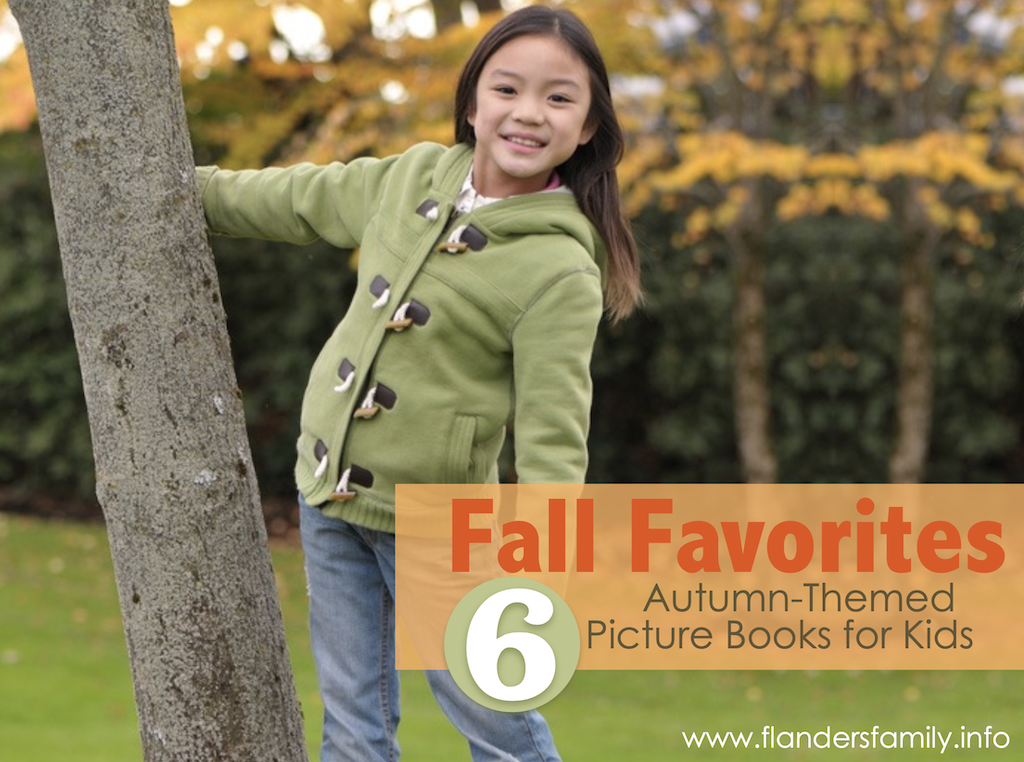 Autumn-Themed Picture Books for Kids