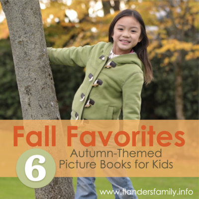 Our Family's Favorite Picture Books for Fall