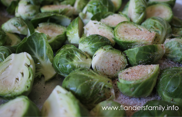 Brussels Sprouts for Kids who Hate Brussels Sprouts