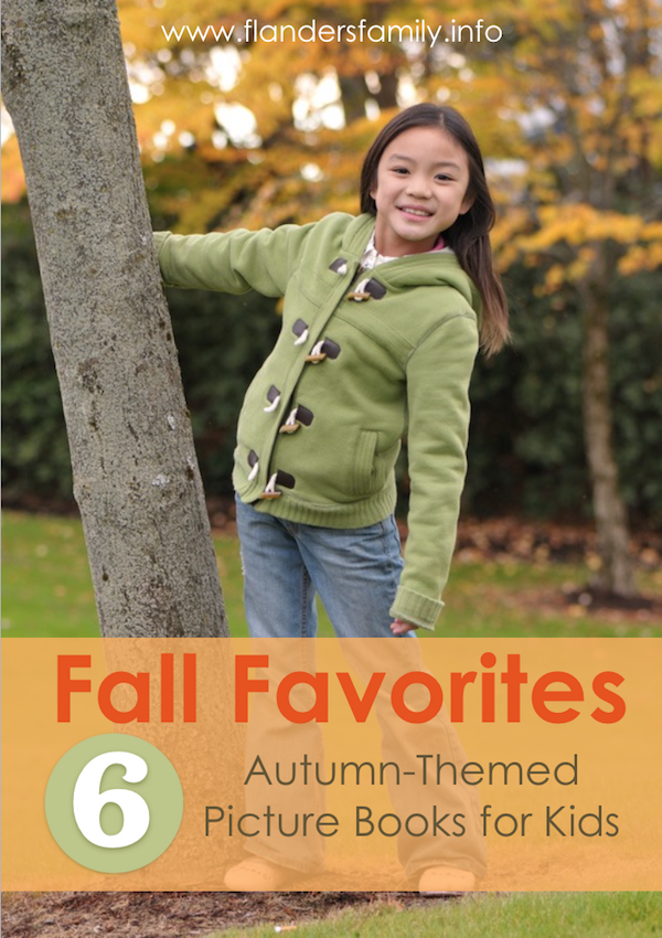 Children's Picture Books for Fall