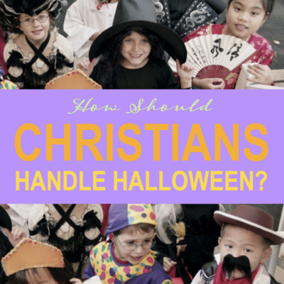 How Should Christians Handle Halloween?