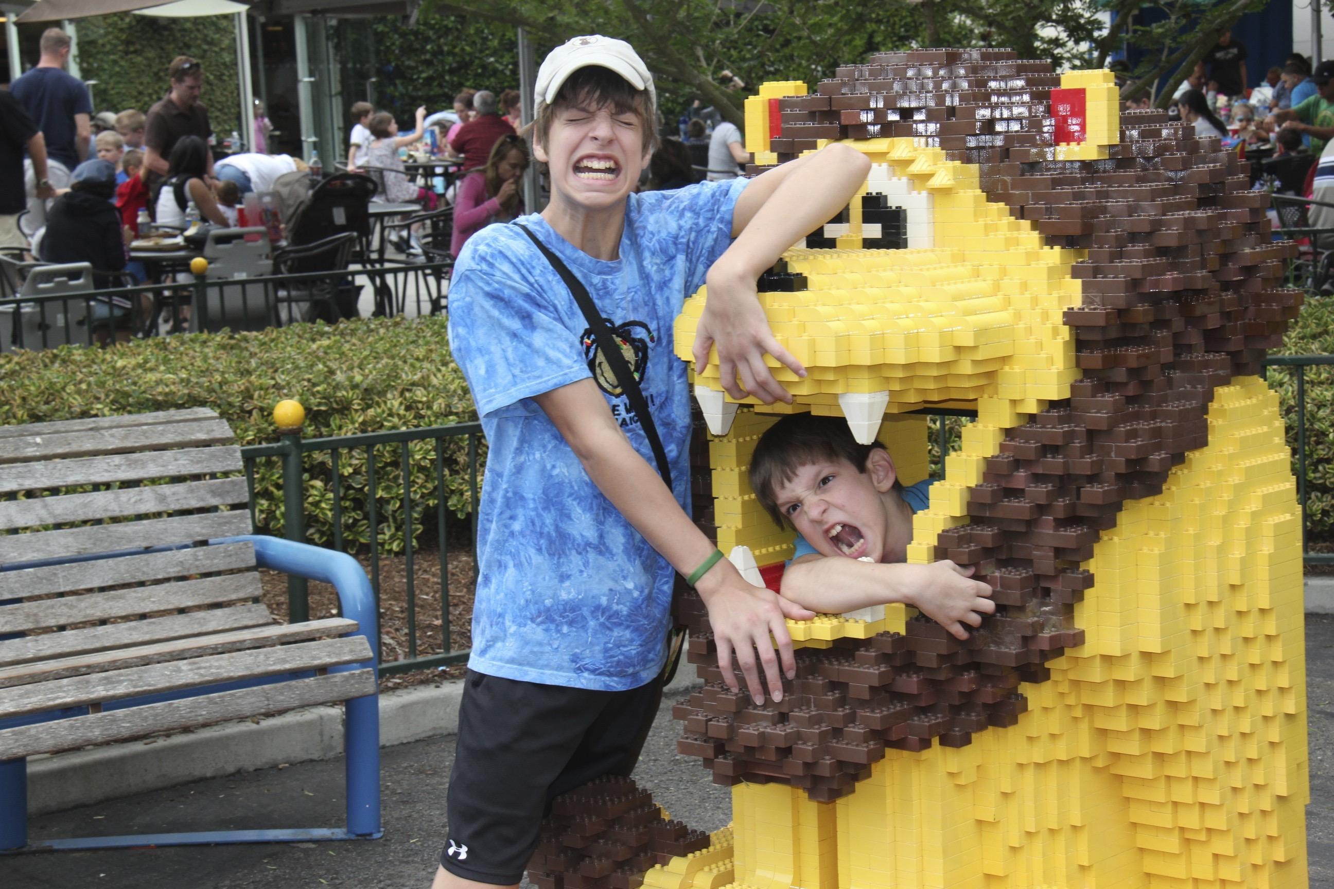 Fun for Fellow Lego Fans