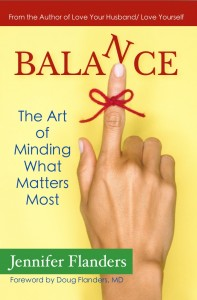 Balance: The Art of Minding What Matters Most -- now available for pre-order!