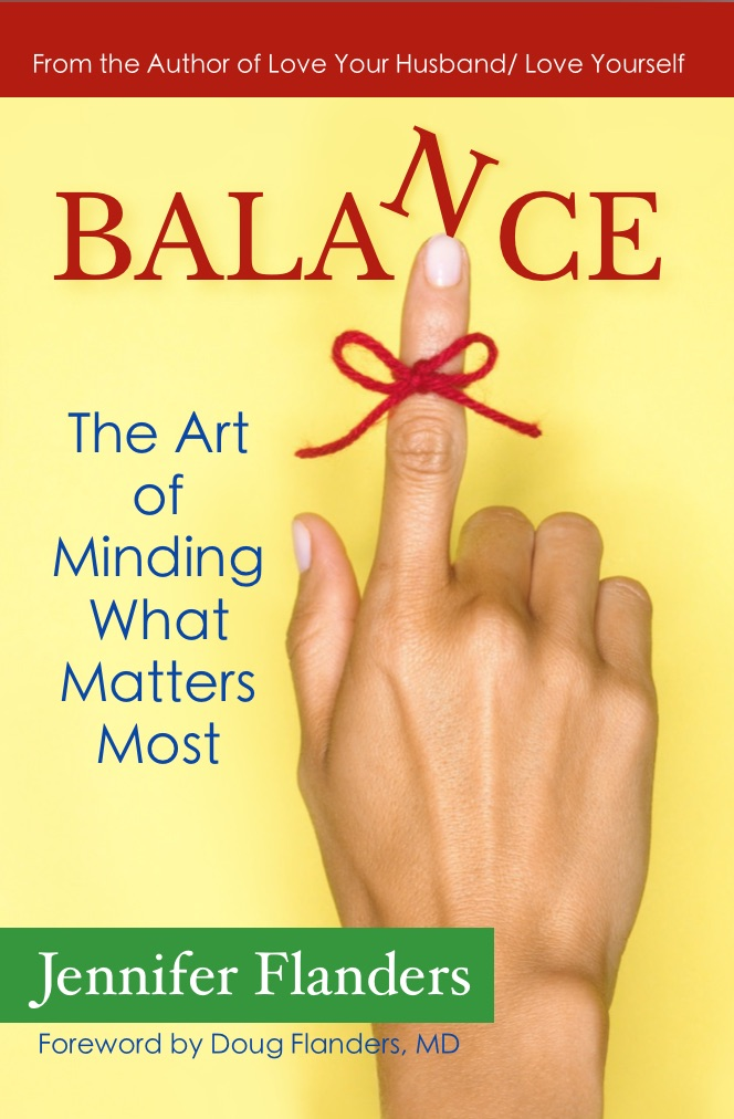Got Balance? Exciting New Book Release/ Bonus Offer