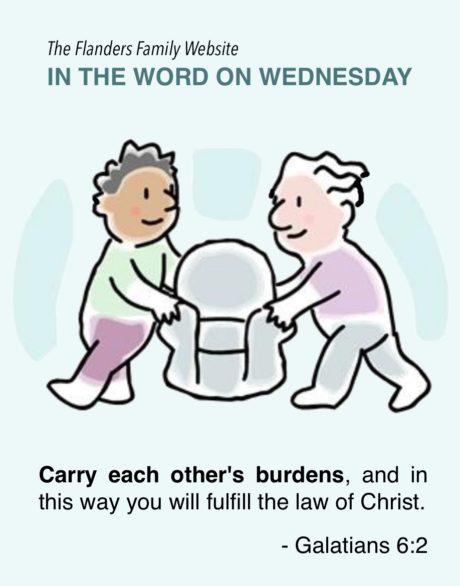 WOW: Are You a Burden Bearer?