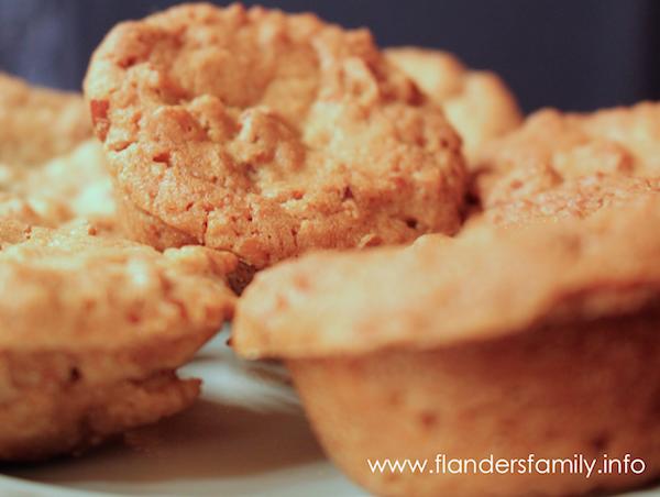 Scrumptious Pecan Pie Muffin Recipe