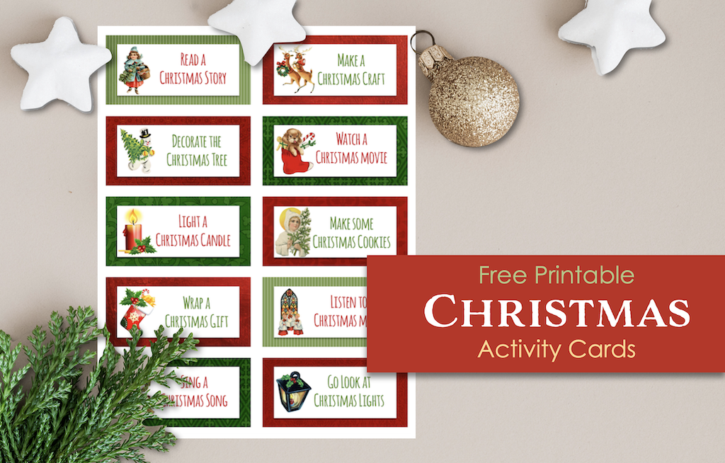 Simple Christmas Activities