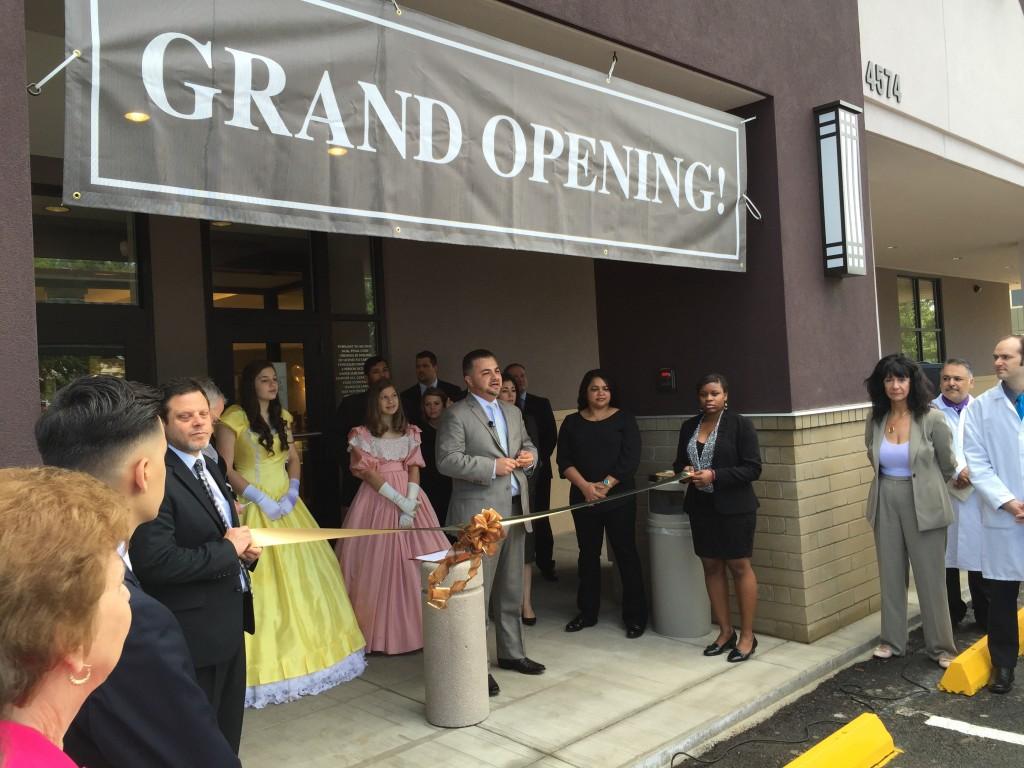 Grand Opening of Jared's Diamonds