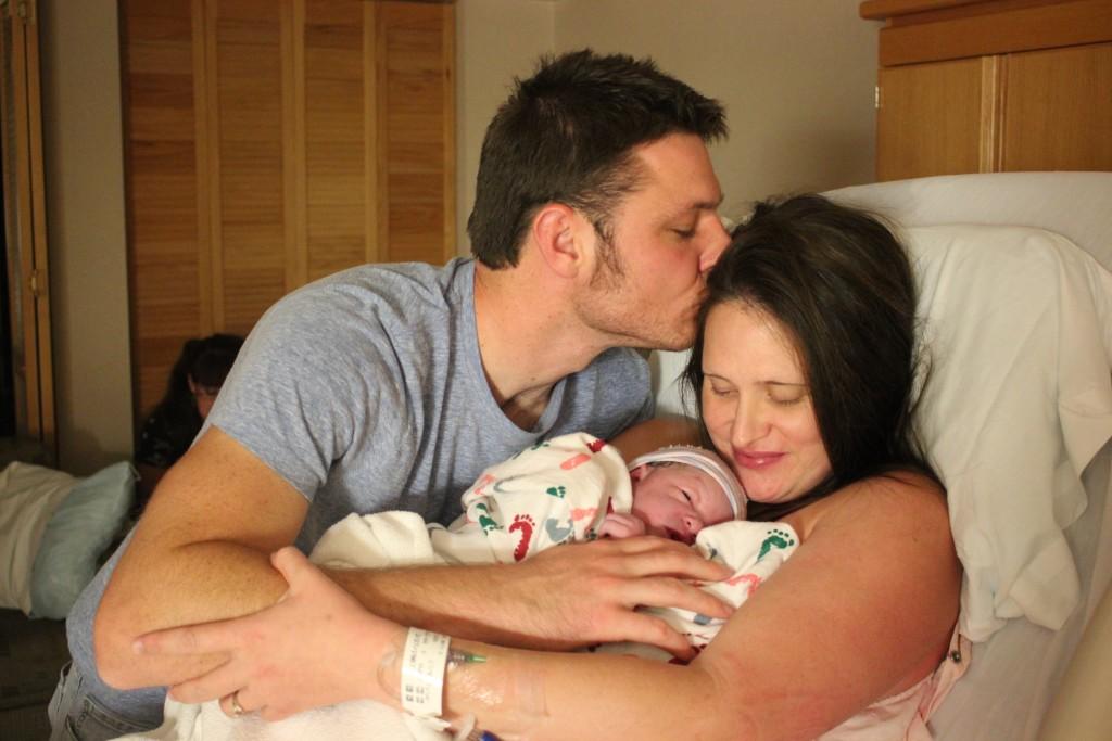 Noah Hudson's Birth