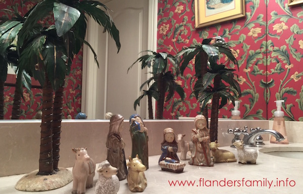 Make-Your-Own Nativity Set | free printable from  www.flandersfamily.info