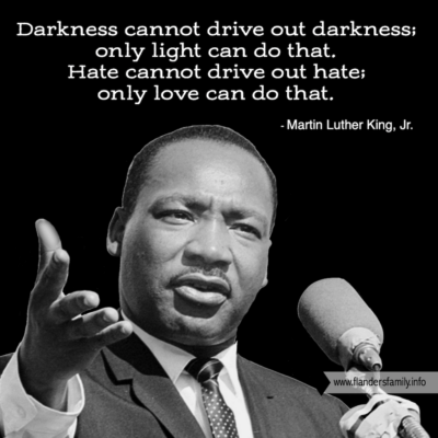 Martin Luther King, Jr. I Have a Dream Quote
