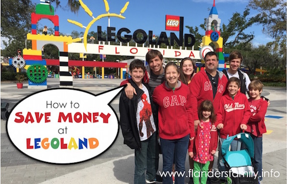 My Top 4 Tips for Saving Money at Legoland