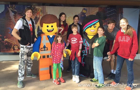 How to Save Money at Legoland