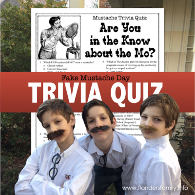 Hipster Trivia Quiz: I Mustache You 10 Questions
