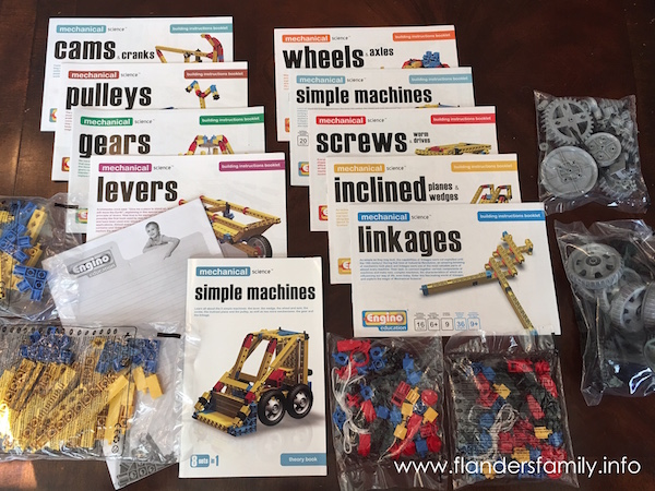 Engino = Building sets for budding engineers that are both fun and educational