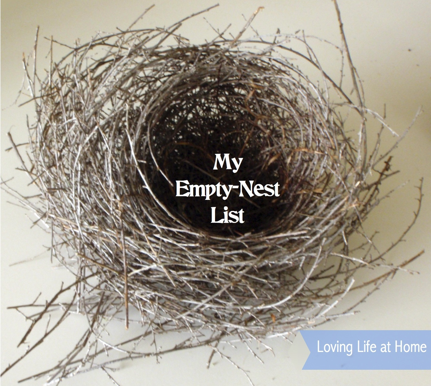 what u0026 39 s on your empty nest list