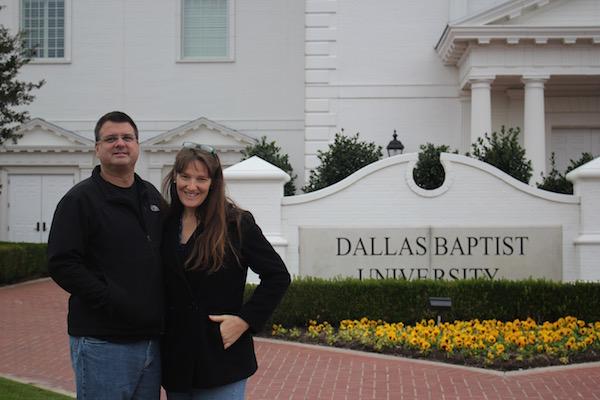 Doug & Jennifer in 2015