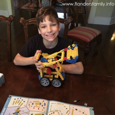 Making Physics Fun (a Timberdoodle Review)