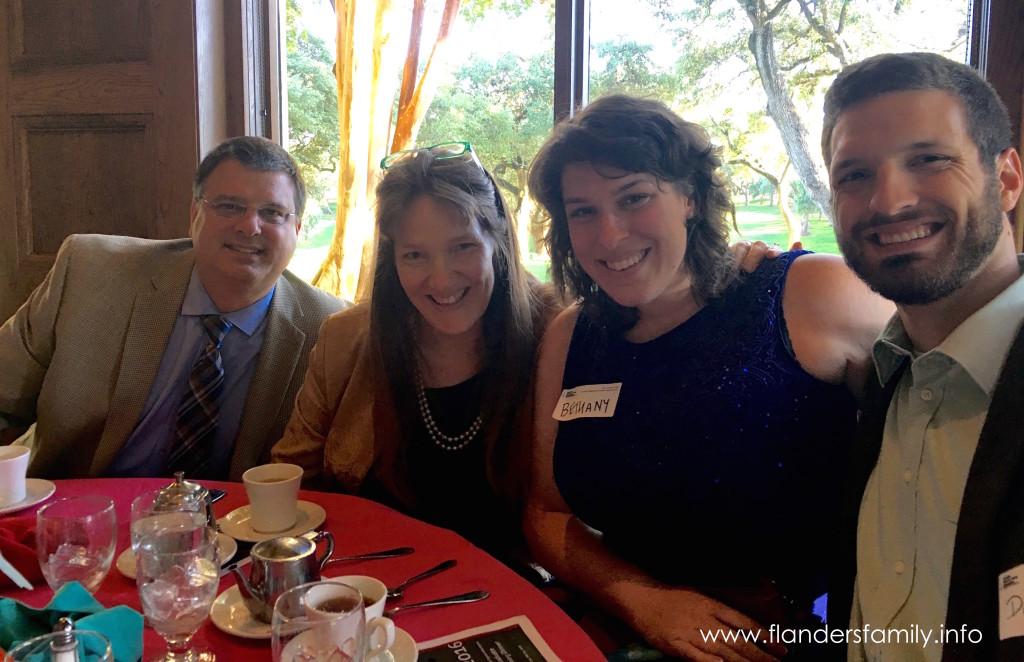 CMDA banquet - graduation weekend